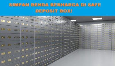 Safe Deposit Box Bank Mandiri