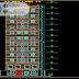 مخطط مشروع برج سكني 3 اوتوكاد dwg
