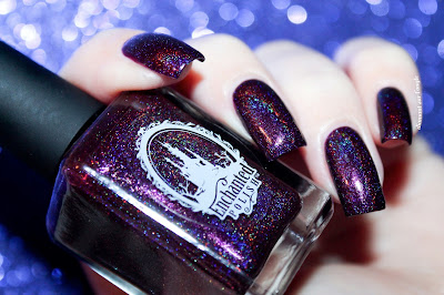 "Swatch of the nail polish ""January 2015"" from Enchanted Polish"