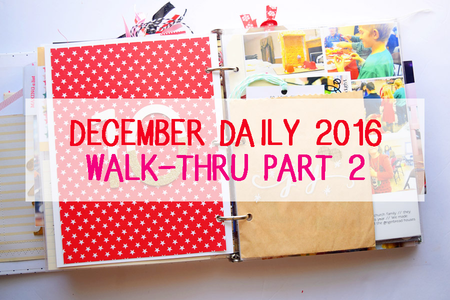 December Daily Walk Thru Day 2 Title Image
