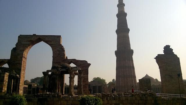 Qutub Minar, Heritage, Delhi, Monuments