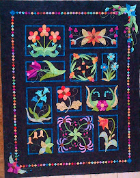 Flower Box Medley Quilt