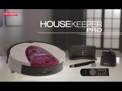 Robô Aspirador Housekeeper Pro