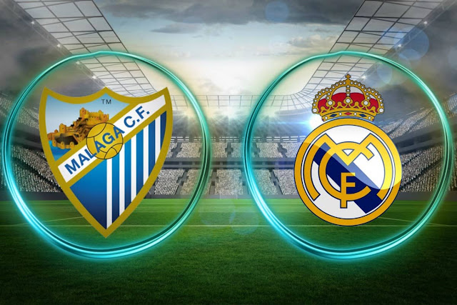 Malaga vs Real Madrid Full Match And Highlights