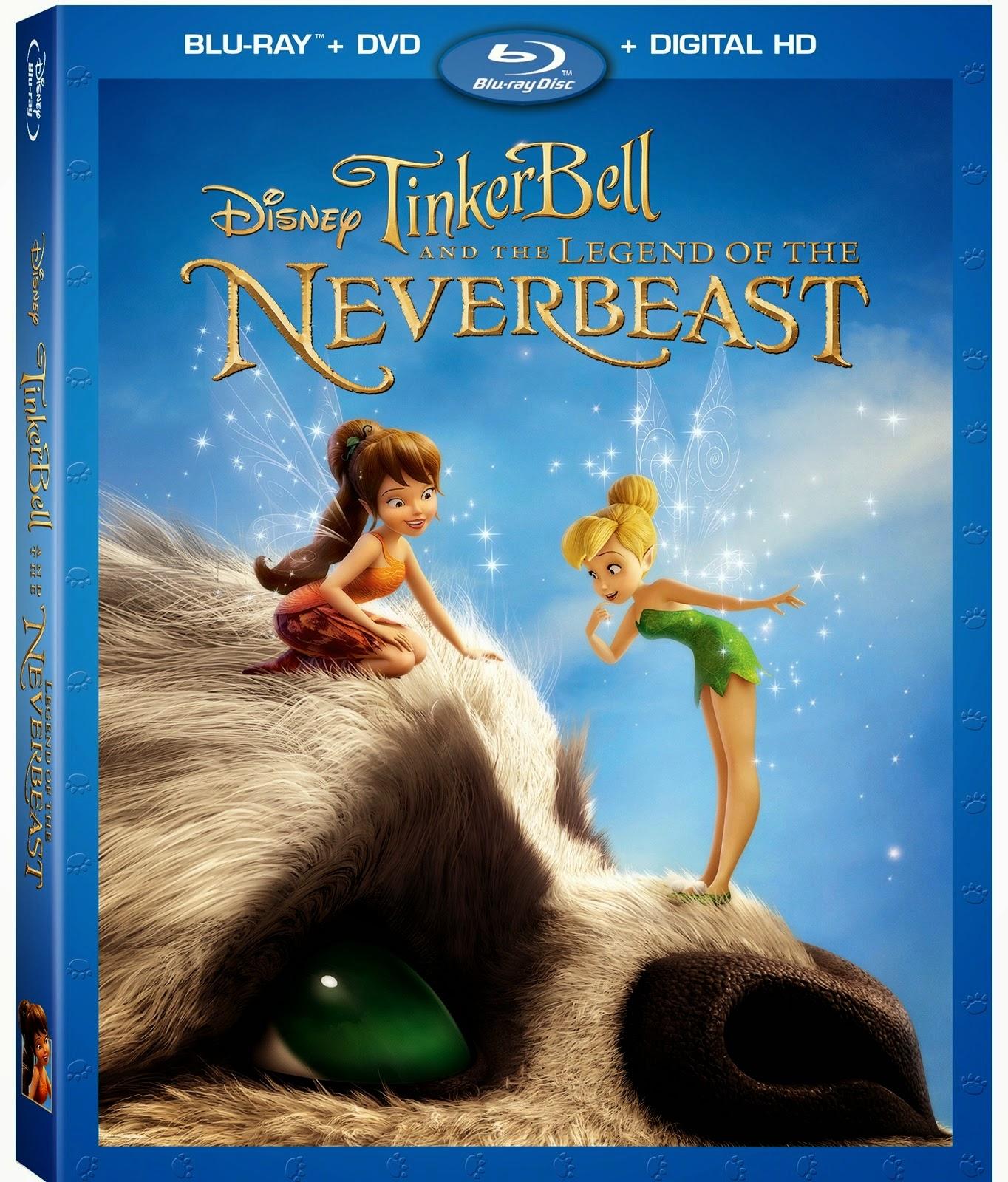 Tinker Bell y La Bestia De Nunca Jamas (2014) 1080p BD25 ESPAÑOL LATINO