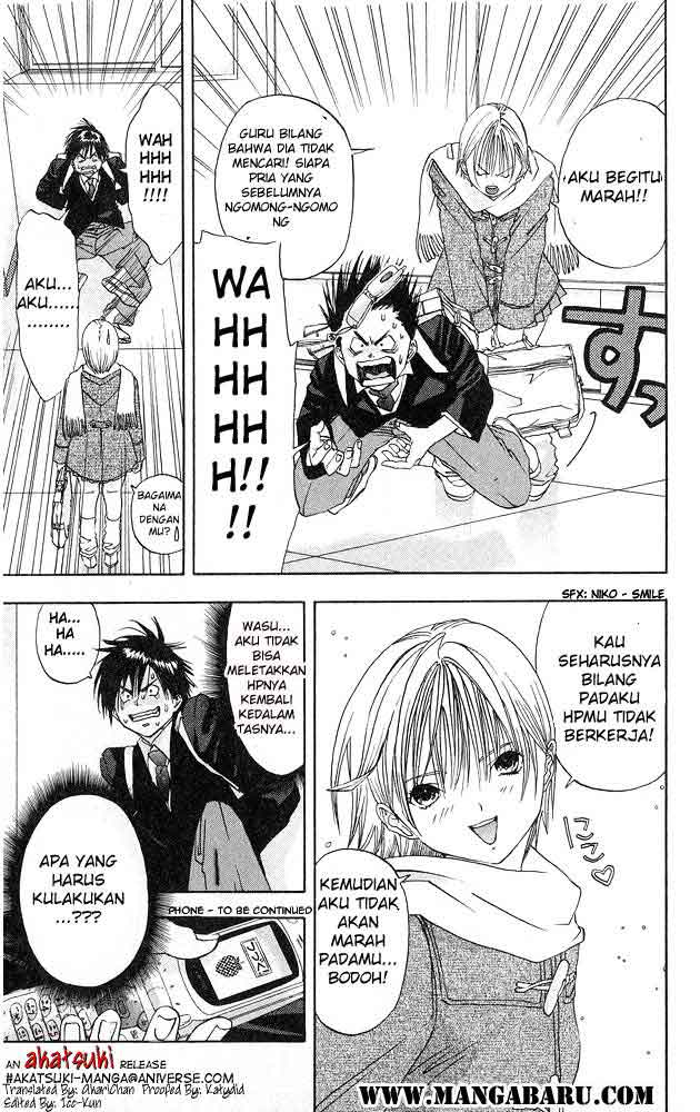 Ichigo 100% Chapter 04-16