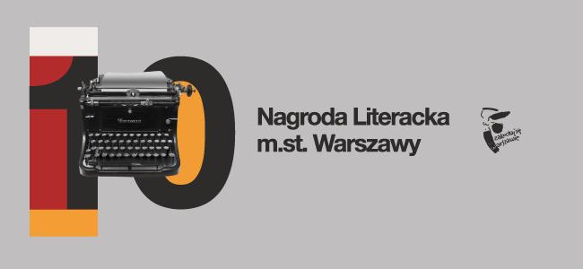 Nagroda Literacka m.st. Warszawy - 10. edycja