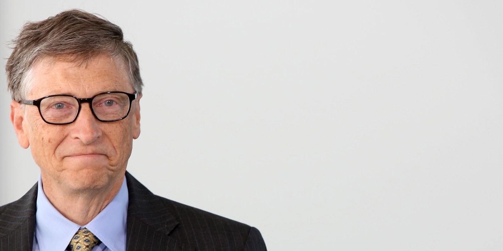 5 Fakta Menarik Bill Gates Pendiri Microsoft