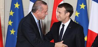 """«Πόλεμος» Ερντογάν – Μακρόν: """"Ποιοι νομίζετε ότι είστε;"""""""