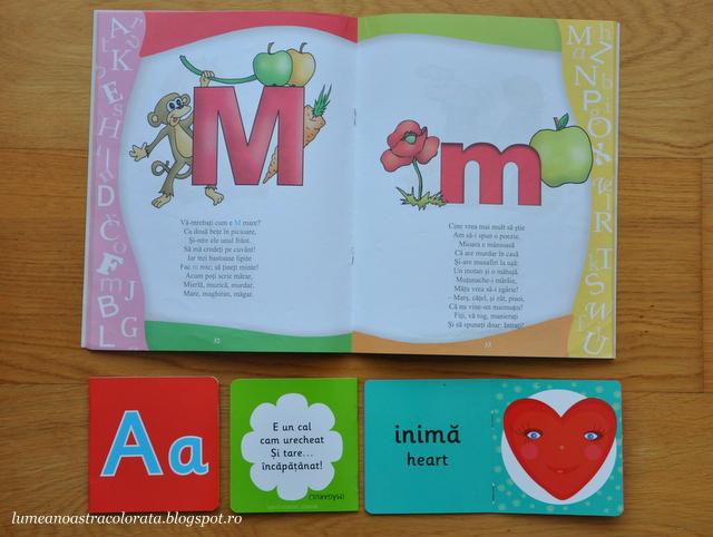 Alfabetul - Cheia tainelor lumii de Aurora Georgescu