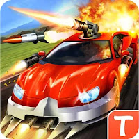 Road Riot Unlimited Money MOD APK