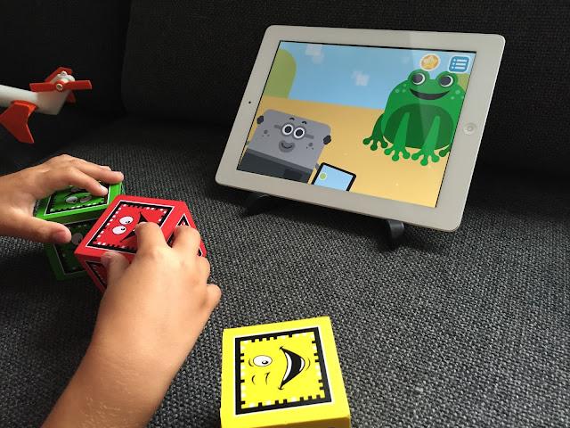 lingumi play app und würfel