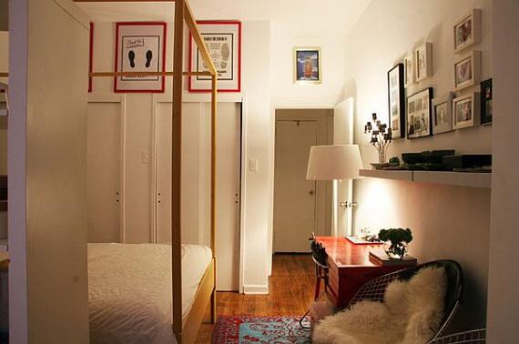 inspirantes id es de d coration petit appartement d cor de maison d coration chambre. Black Bedroom Furniture Sets. Home Design Ideas