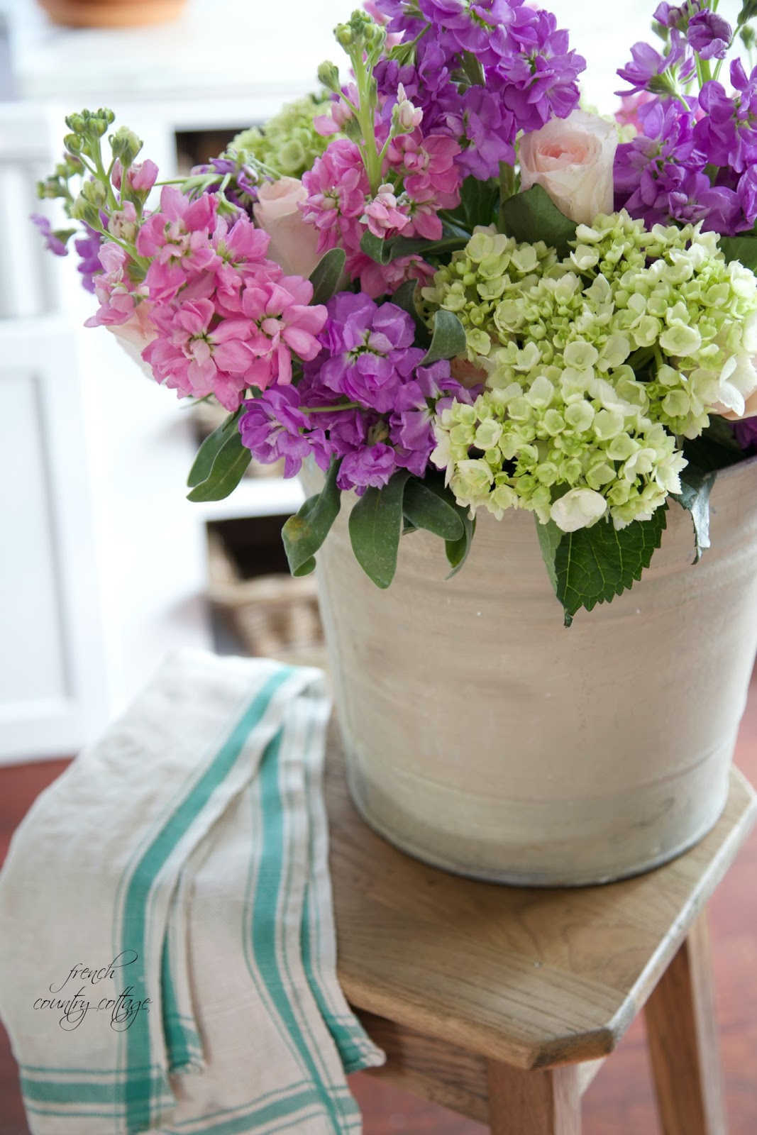 Flower Power~  5 fix to keep hydrangeas fresh - FRENCH COUNTRY COTTAGE dec3bb43e