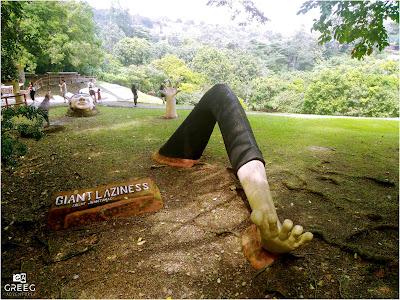 Giant Laziness