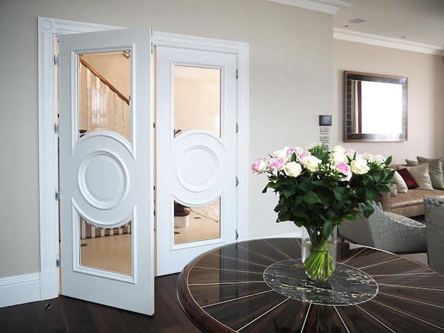 Royale double doors