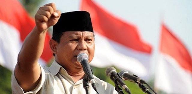 Arief Poyuono: Prabowo Jadi Presiden, Rupiah Tembus 10 Ribu