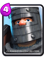 Nova Carta Clash Royale - Carta Épica