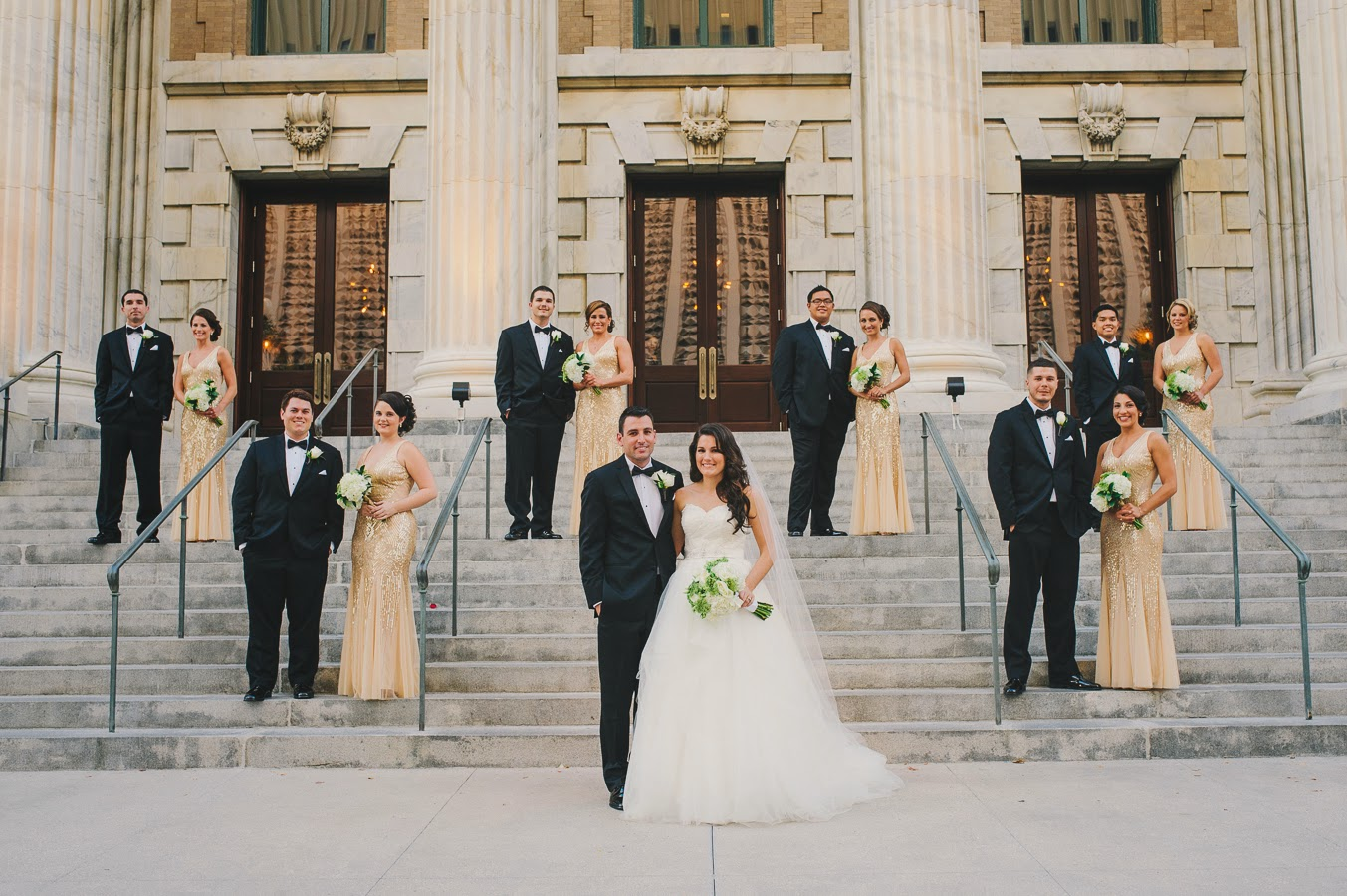 Fabulously Vintage: Our Wedding Day