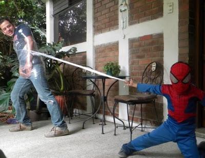 Mini Spider man