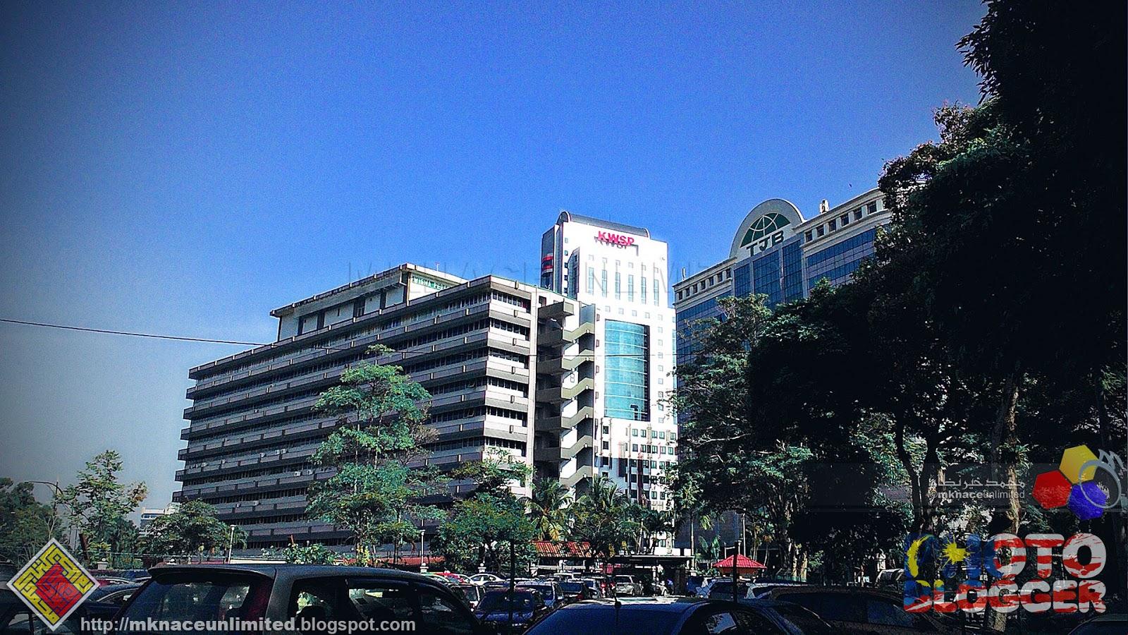 Wisma Persekutuan Johor Bahru