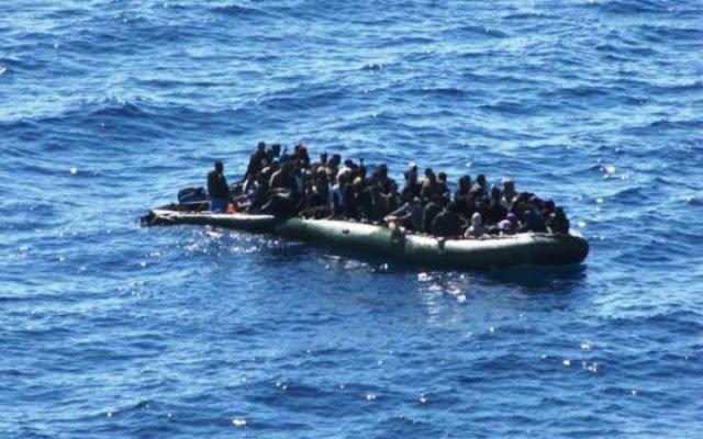 Το Λιμενικό εντόπισε ιστιοφόρο με 41 λαθρο-μετανάστες στη θαλάσσια περιοχή των Κυθήρων