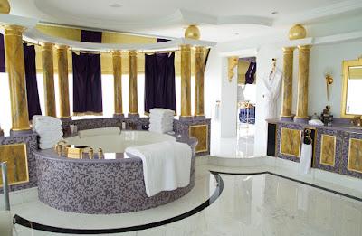 kamar mandi burj al arab