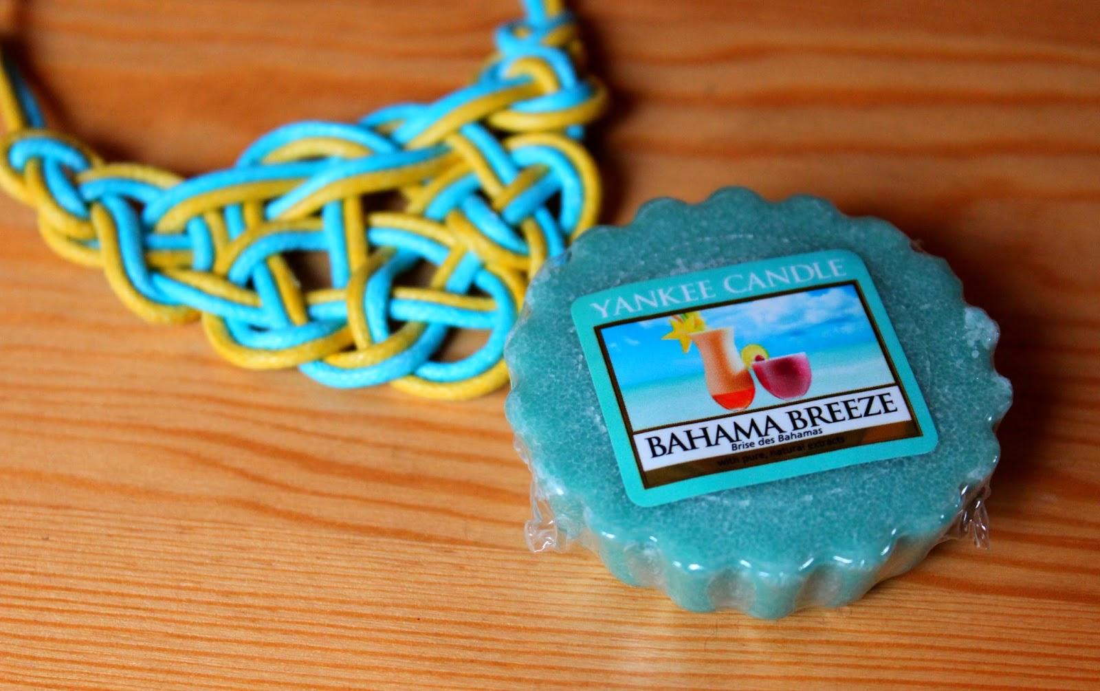 Bahama Breeze czyli egzotyczna plaża jesienią...