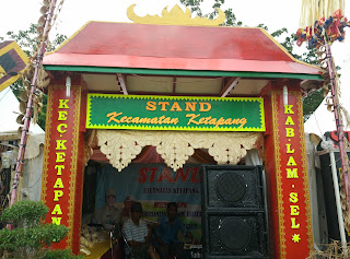 and Kecamatan Ketapang di LSF 2016