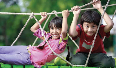 Permata Hijau Suites Kids Playground