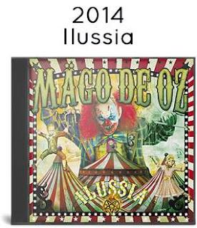 2014 - Ilussia