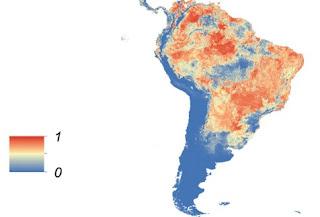 ocorrência do  Aedes aegypt
