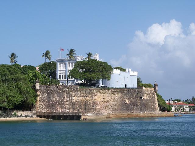 palacio de Santa Catalina Puerto Rico