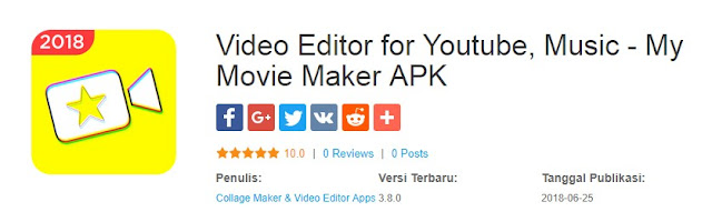 Download Video Editor My Movie Apk Free