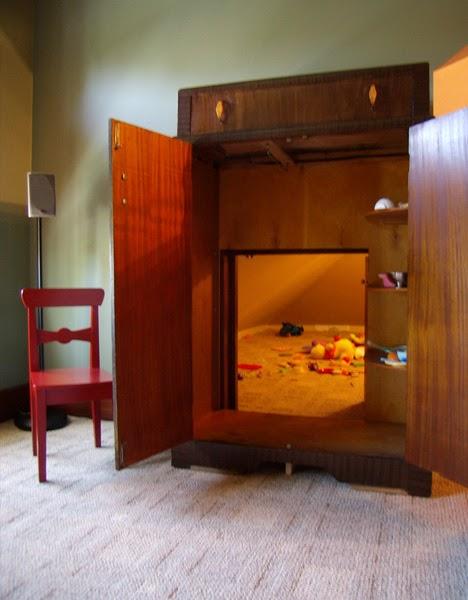 dormitorio divertido para niño