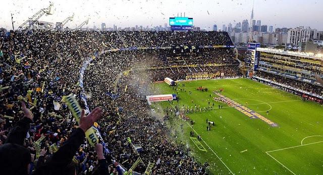 Esportes em Buenos Aires