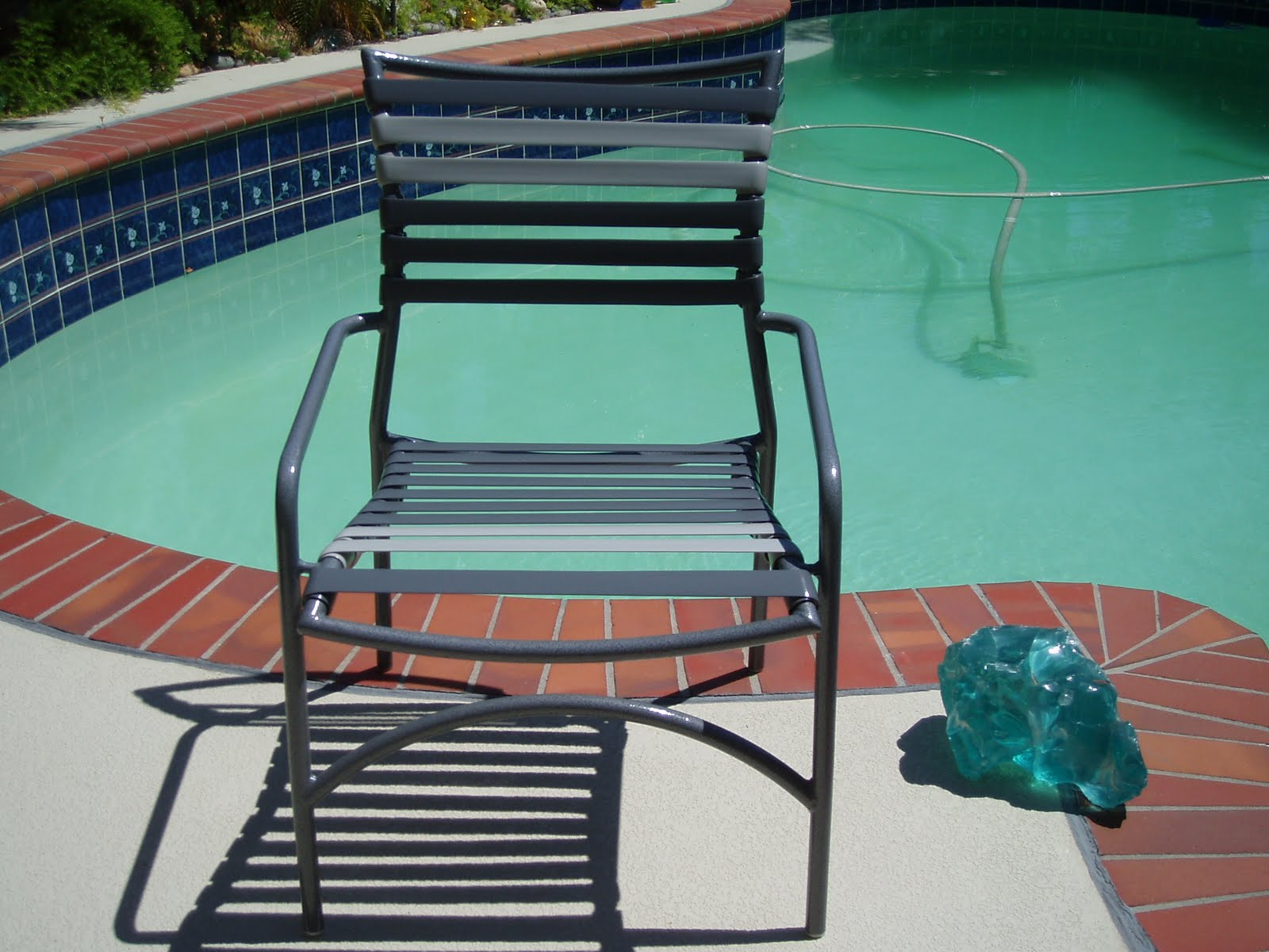 Vinyl Mesh Fabric For Sling Chairs Directors Chair Canvas 949 830 2600 Orange County Outdoor Patio Furniture Repair