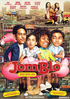 Jomblo (2017) WEBDL Full Movie