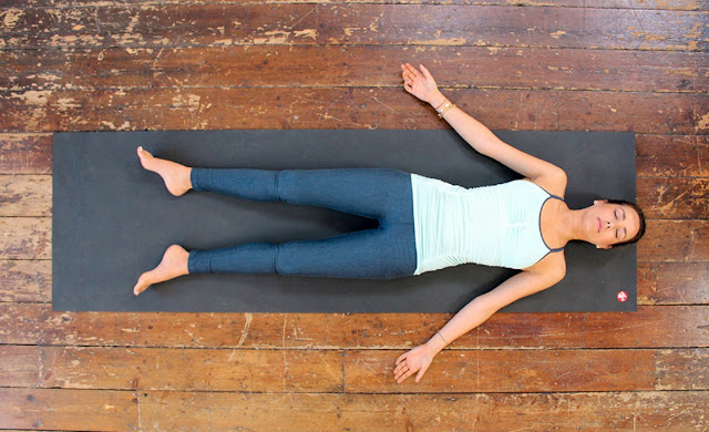 8 Simple No-Equipment Workouts At Home For Women!- Savasana Yoga