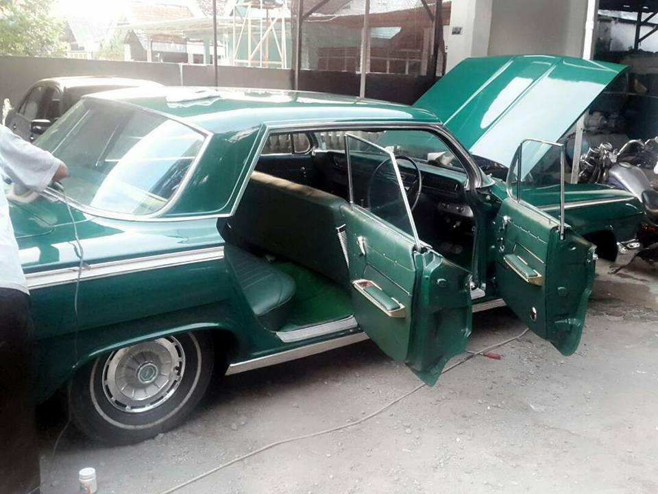 lapak mobil klasik dijual mobil tua amerika impala 1961 lapak mobil dan motor bekas. Black Bedroom Furniture Sets. Home Design Ideas