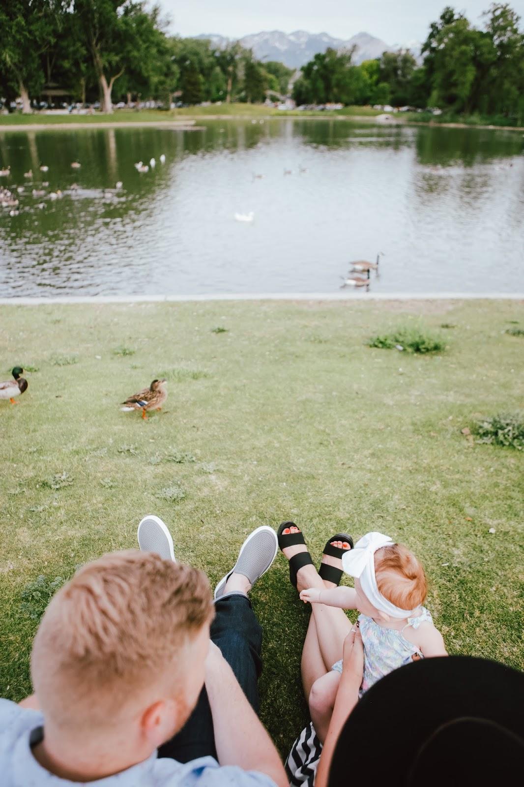 Family Photo, Family Time, Crocs