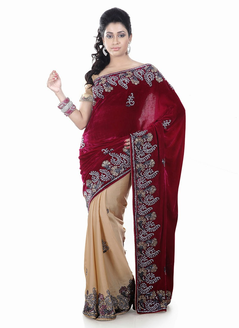 Website for online shopping of sarees