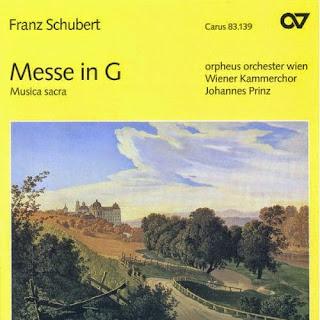 Franz Schubert: Mass No. 2, Magnificat In C Major, Deutsche Messe