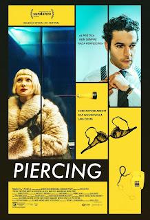 Piercing - Poster & Trailer