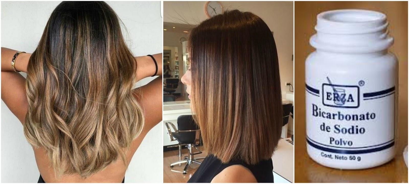 Como aclarar el pelo las puntas