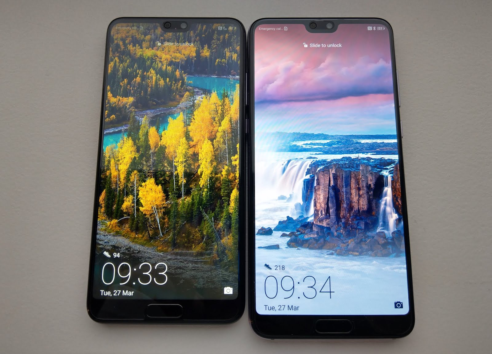 Huawei's P20 and P20 Pro VS Mate 10 Pro | What's New? - The
