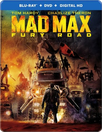 Mad Max: Fury Road (2015) Dual Audio 720p