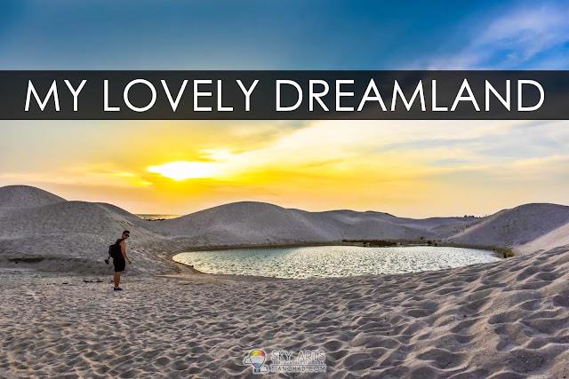 My Lovely Dreamland featuring Padang Pasir Klebang @ Melaka