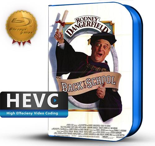 Back to School (1986) 1080P HEVC-8Bits BDRip Latino/Ingles (Subt.Esp)(Comedia)