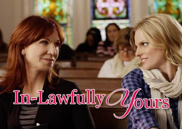 In-Lawfully Yours filme de romance